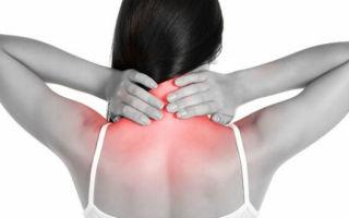 Боль в затылке при физических нагрузках