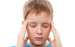 Признаки, симптомы и лечение сотрясения мозга у ребенка