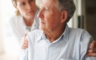 Лечение болезни Альцгеймера