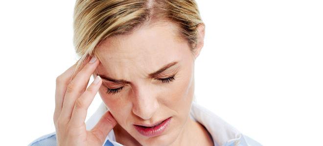 Причины головных болей в левой части головы
