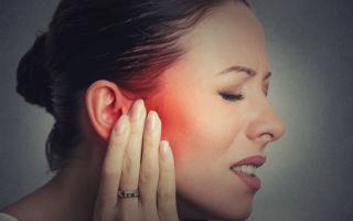 Почему боль в ухе отдает в голову, висок или ухо — причины