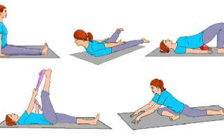 Упражнения и лечебная гимнастика при ишиасе
