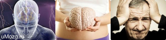 головной мозг ангиопатии
