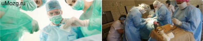 Механизм оперирования