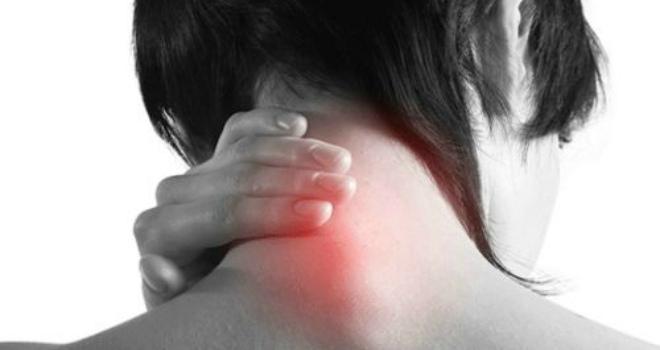 Вертеброгенная цервикалгия с выраженным мышечно тоническим синдромом