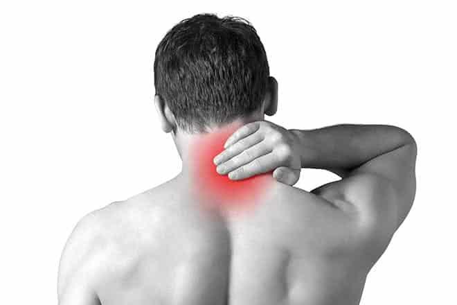 Резкая боль в шее и головокружение